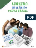 Prova Brasil 1simulado Portugues 2013