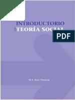 Introductorio Teoria Social