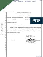 National Federation of the Blind et al v. Target Corporation - Document No. 103