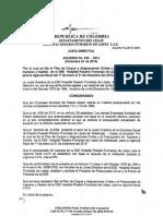 Plan de Cargos y Asignaciones Civiles