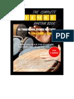 Complete Djembe Rhythm Book Sample