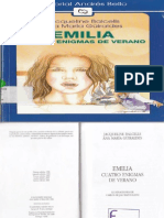 Emilia Cuatro Enigmas de Verano