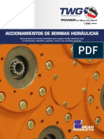 Hydraulic Pump Drives Catalog Spanishmetric