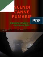 Incendi Canne Fumarie
