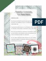Geometría y su aplicación en el diseño gráfico