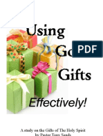 Using God's Gifts Effectively PDF