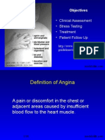 Angina Chronic Stable