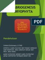 Kel 4 Embriogenesis Bryophyta