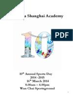 2014-15 programme