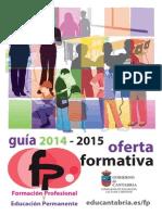 Guia Oferta FP 2014-15