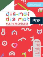 Dismoidixmots Fiches Pedagogiques Fle 2014 2015
