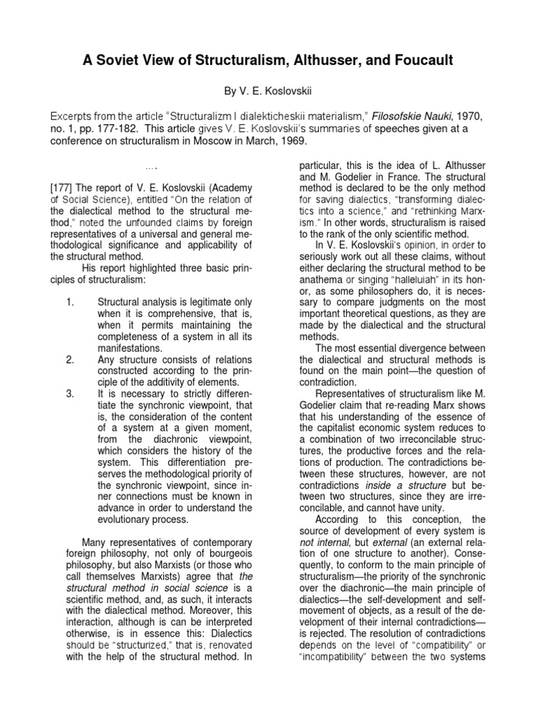 General scientific dialectic method and its development 10