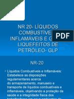 Nr 20- Líquidos Combustíveis, Inflamáveis e Gases (1)