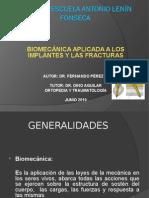 Biomecanica de Implantes