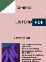 Listeria Spp