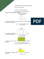 Área y Perímetro de Figuras Geométricas Planas
