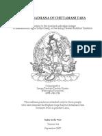 Long Chittamani Tara