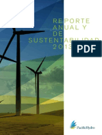 Annual Review Sustainability Report 2013 SPANISH WEB
