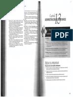 Capítulo 13. Administración y Operaciones. Estrategia y Análisis. Krajewski - Ritzman (5ta edición)