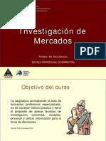 CURSO INVESTIGACION DE MERCADOS - 05mar2015 usmp.pdf
