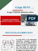 Gripe H1N1 . Dr Ricardo 2013