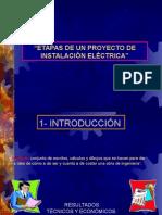 Elaboración de un Proyecto Electrico