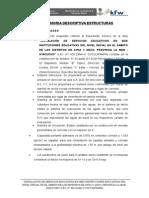 2. m. d. Estructuras - Cuculipampa