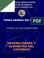 Contrato Parte General