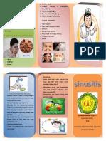 Leafleat Sinusitis