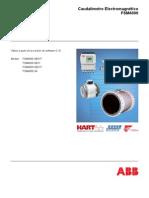 Caudalimetro Electromagnetico FSM400