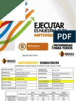 Antioquia Julio 2014