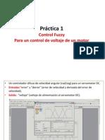 Practica 1 Control Fuzzy