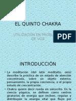 Chakras Antropología