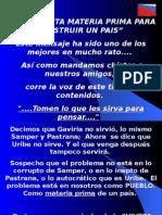 Colombia Mi Doble Moral