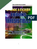 A Prende a Escribir e Books Irresistible s