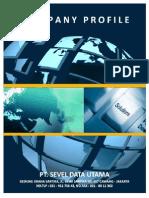 Company Profil Pt. Sevel Data Utama[1]