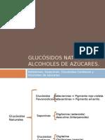 Glicósidos Naturales y Alcoholes de Azúcares