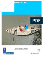 Climate Change Cell Information Bulletin _ Bangladesh Hardly Affected -2007