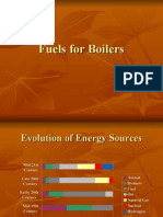 1. Fuels for Boilers