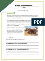 Guía de Estudio Los Pueblos Originarios