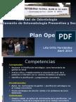 Plan Operativo Pec 2015
