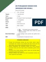 Rancangan Pengajaran Harian Kssr(8.2.15)