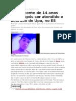 Notícia 2 - OTP