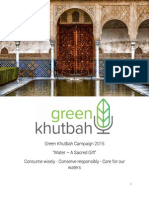 Khutba - Green Khutbah April 242015_VER2