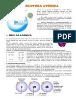 Estructura Del Átomo El Núcleo