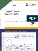 Tsinghau Leacture 2012-IA