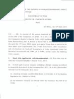 Companies Auditors Report Order 2015