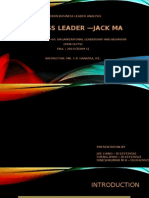 Modern Business Leader - Jack Ma