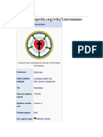 Luteranismo - Wikipedia