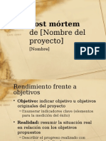 Post Mórtem